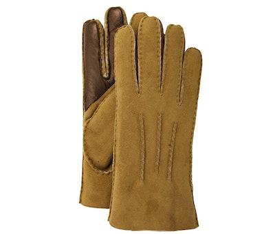 UGG Water Resistant Sheepskin Gloves