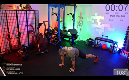 Fit For Purpose gives you a cardio fix with its no-equipment workouts.