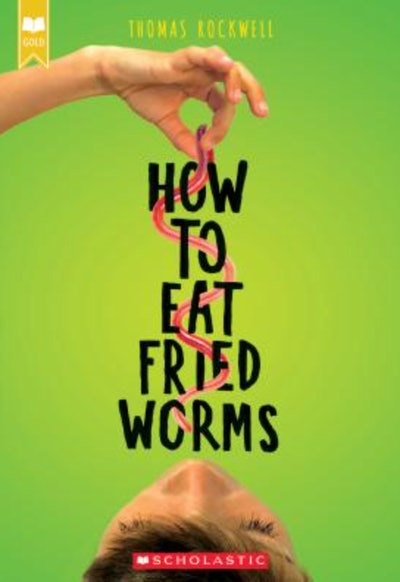 How To Eat Fried Worm