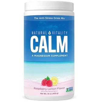 Natural Vitality Anti-Stress Magnesium Supplement