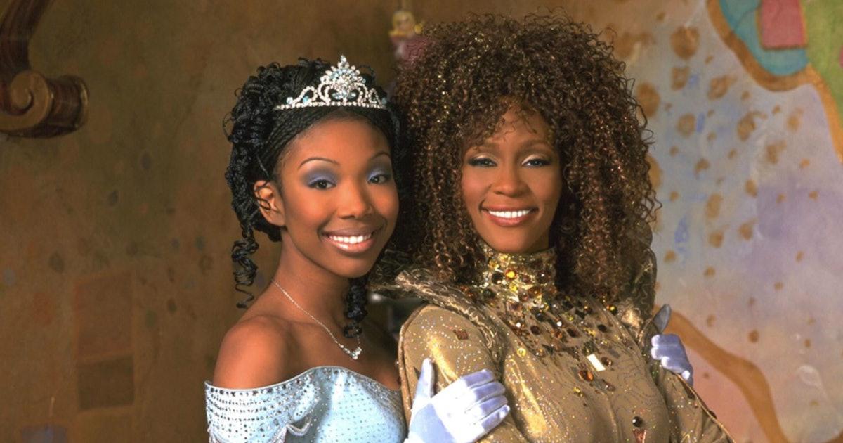 'Cinderella' Brandy & Whitney Houston is coming to Disney +