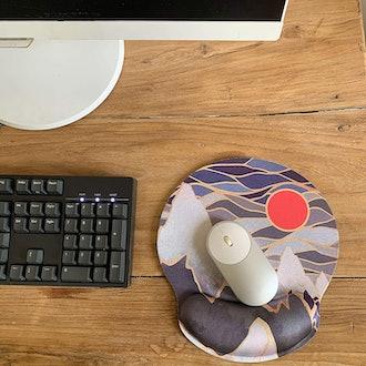 Nasdalgias Mouse Pad