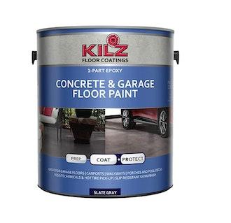 KILZ Acrylic Interior/Exterior Concrete and Garage Floor Paint