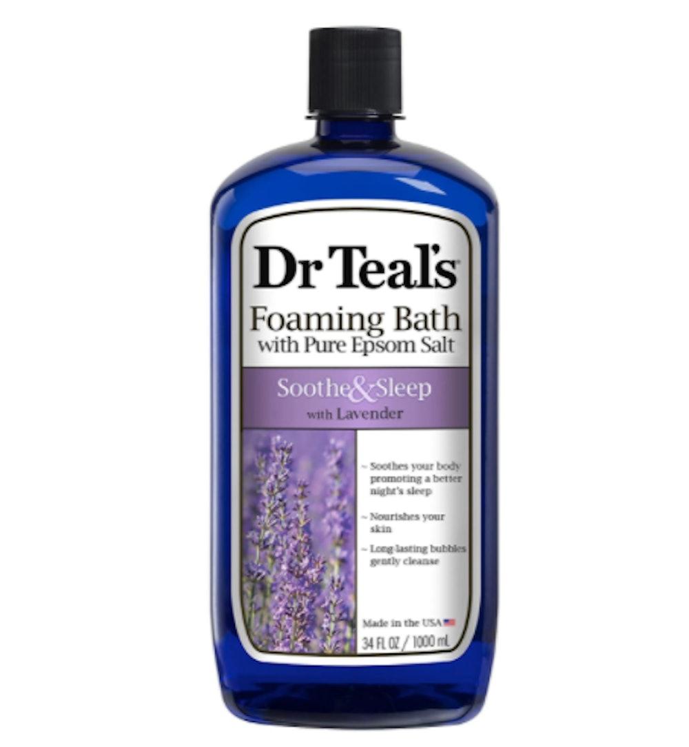 Dr. Teal's Foaming Bath with Pure Epsom Salt