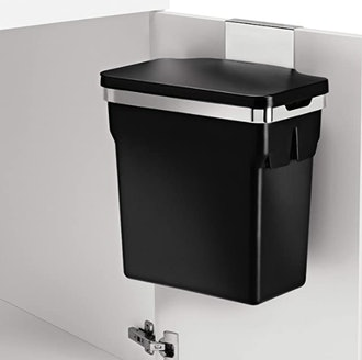 simplehuman 10 Liter In-Cabinet Trash Can