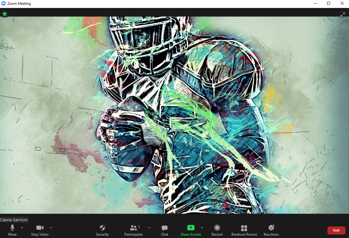 These Super Bowl 2021 Zoom backgrounds are perfect for the big game.