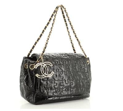 Chanel Puzzle Accordion Flap Bag