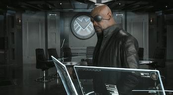 Nick Fury SHIELD