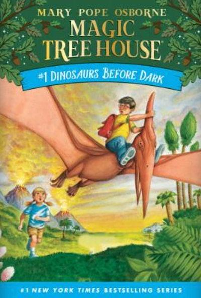 Magic Treehouse #1: Dinosaurs Before Dark