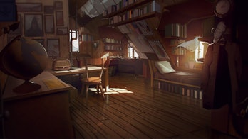 what remains of edith finch house office