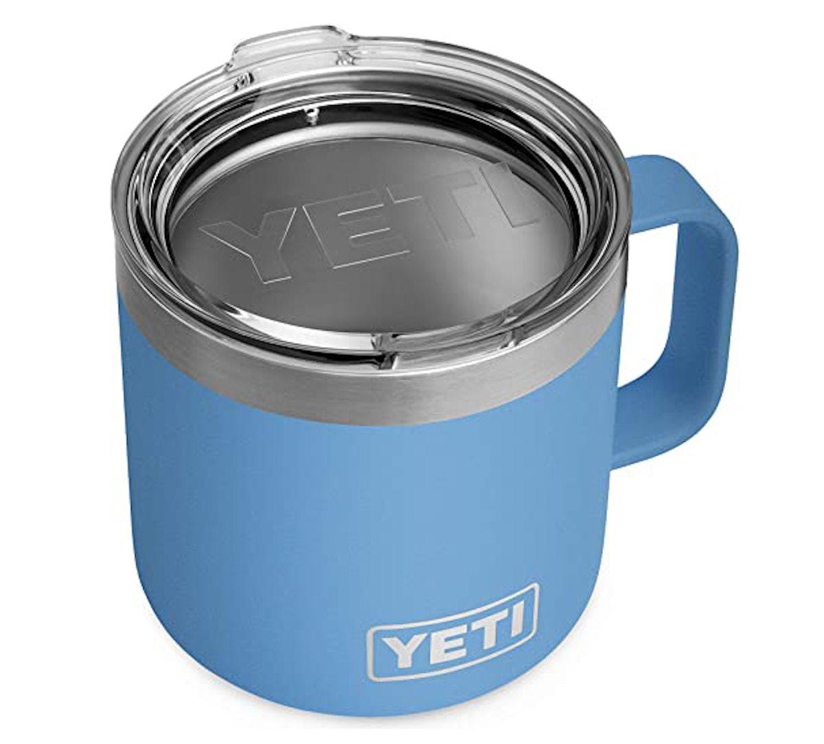 YETI Rambler Stainless Steel, Vacuum Insulated Mug