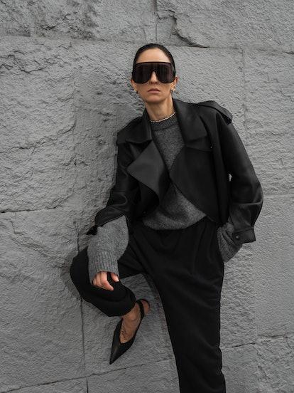 Ilenia Toma's style.