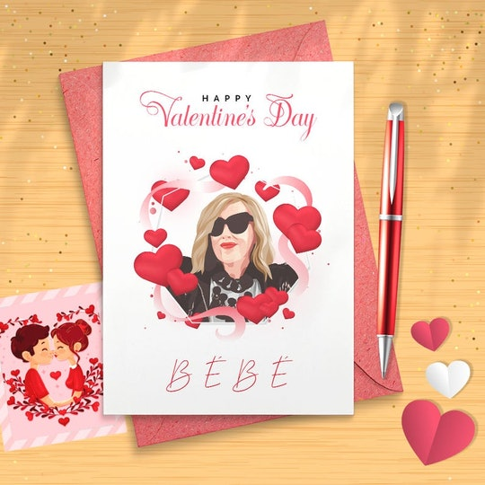schitt's creek valentine's day card