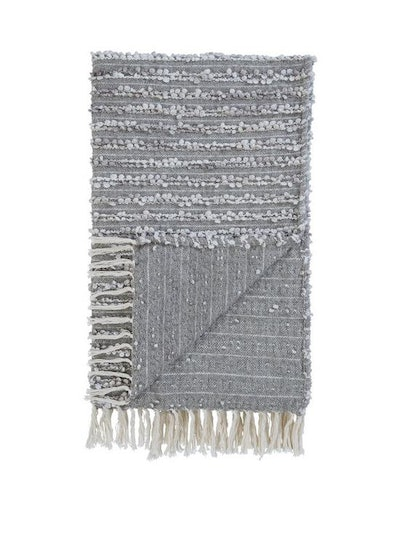 Cascade Home Reflections Bouclé Throw
