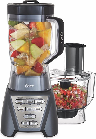 Oster Pro 1200 Blender With Food Processor Attachment