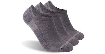 ZEAL WOOD Athletic Running Socks (3 Pairs)