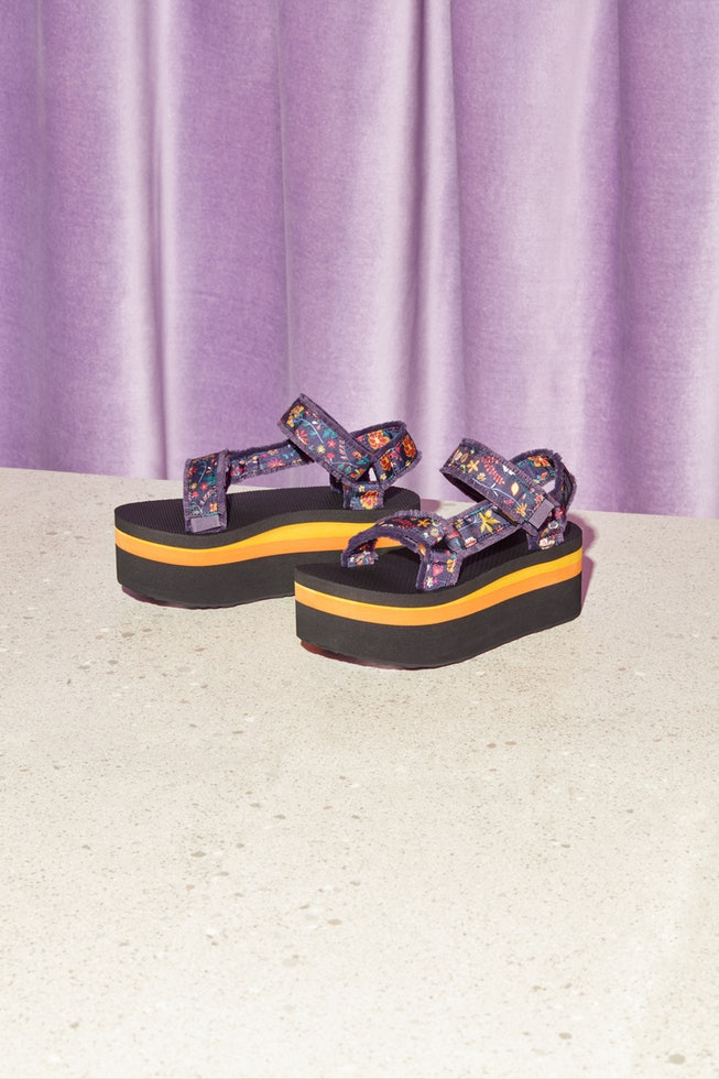 Teva's collaboration with Anna Sui