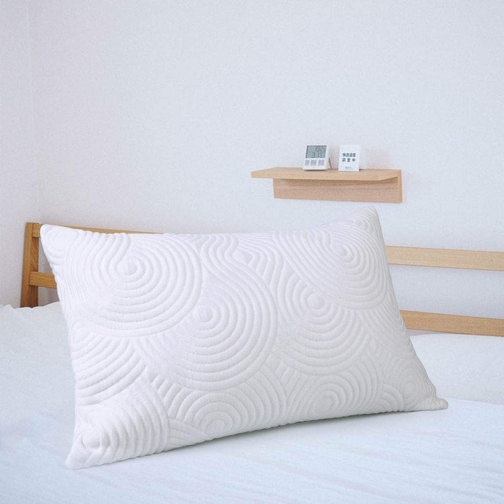 homentality Shredded Memory Foam Pillow