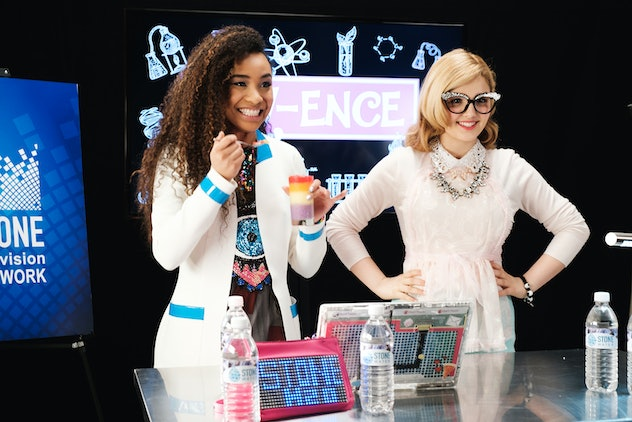 'Project Mc2' is great for encouraging STEM subjects for girls.