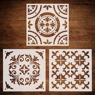 CODOHI Floor Stencils (3-Pack)