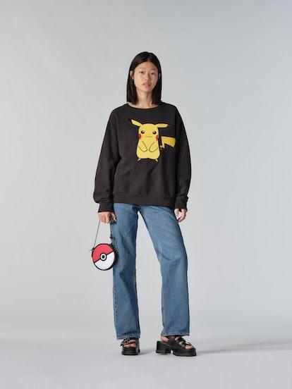 Levi's x Pokemon collaboration collection