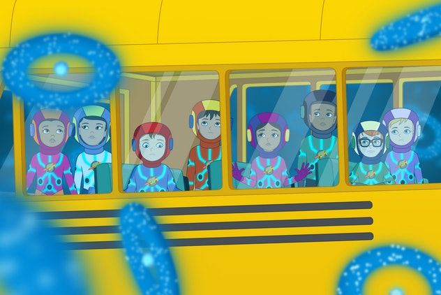 'The Magic School Bus Rides Again' is a classic revisited.