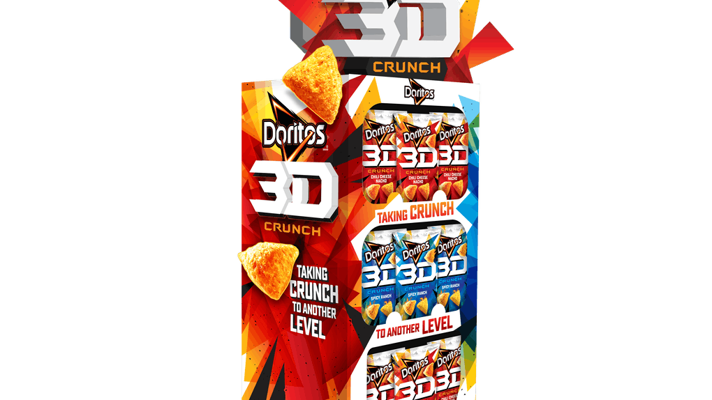 Here's where to buy Doritos 3D Crunch for your viewing party.