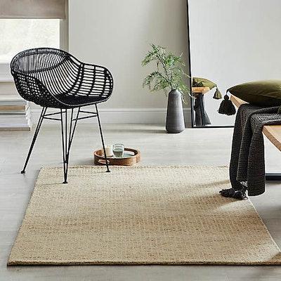 Bouclé Wool Rug