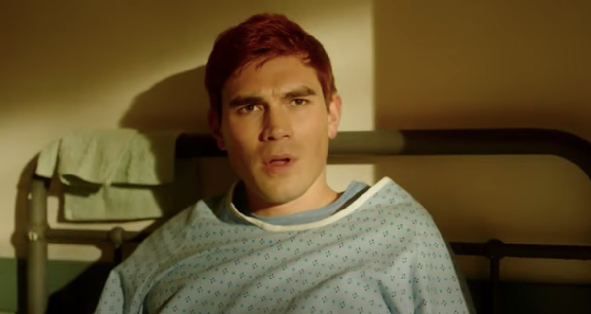 Archie in the 'Riverdale' Season 5, Episode 4 promo