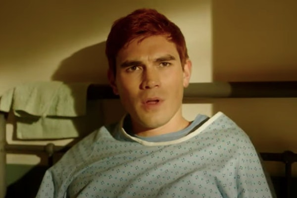 Archie in the 'Riverdale' Season 5, Episode 4 promo