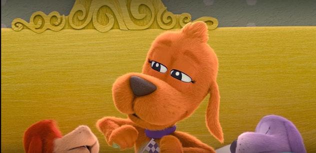 'Go, Dog, Go!' on Netflix.