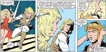 Star Wars comics Mary Mandalorian Season 3