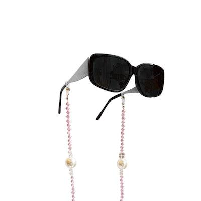 Pink Eyeglasses Chain