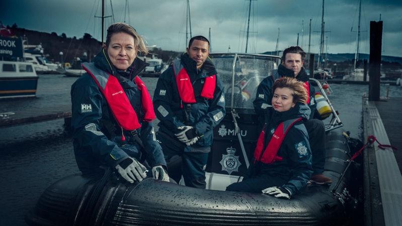 Nicola Walker, Ukweli Roach, Jamie Sives, and Katie Leung on Annika
