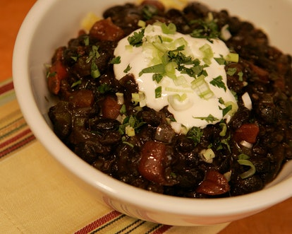 Chili is the go-to meal of Super Bowl parties everywhere.