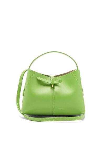Wandler Ava Mini Leather Cross-Body Bag
