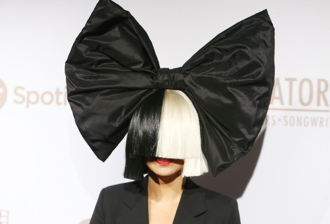 Sia apologized for the depiction of autism in her film 'Music.'
