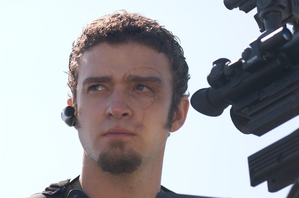 Justin Timberlake Southland Tales