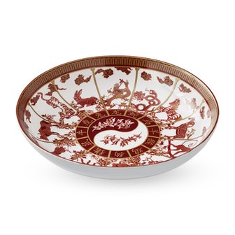 Lunar New Year Zodiac Serving Bowl
