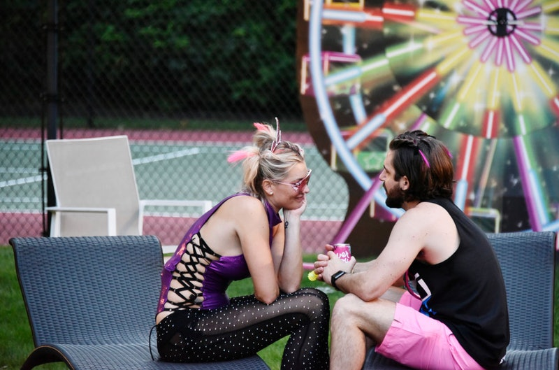 Lindsay Hubbard and Stephen Traversie chat on 'Summer House' Season 5 via NBCUniversal Press Site