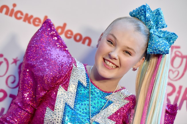 JoJo Siwa said she decided to come out with the encouragement of her girlfriend.