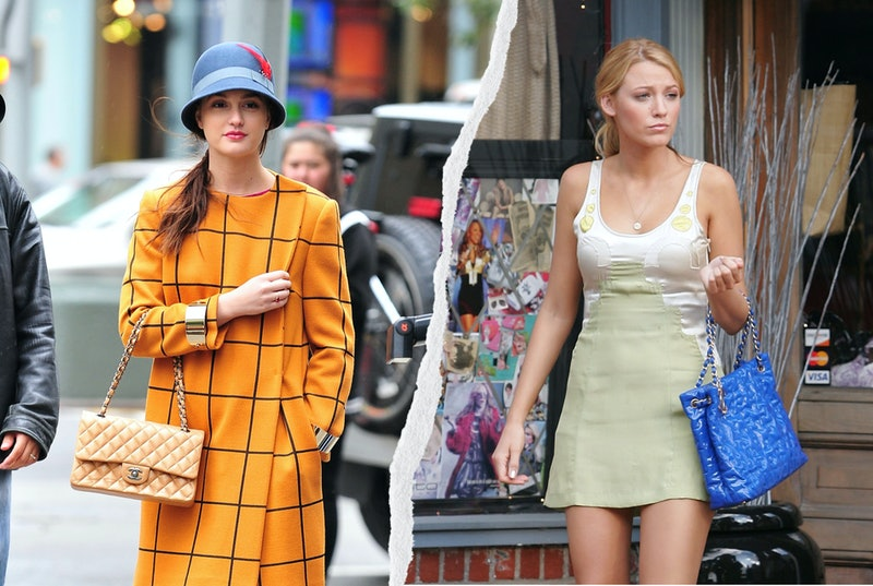 The 'Gossip Girl' cast wore some iconic '00s handbags. Here's where to shop them today.