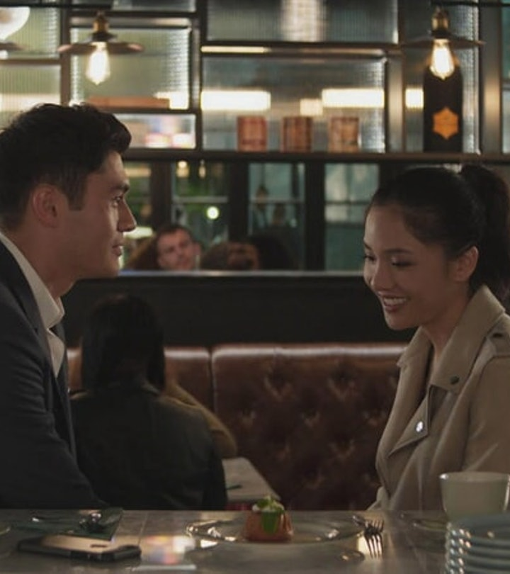 Crazy Rich Asians is one of many romantic movies to watch on date night.