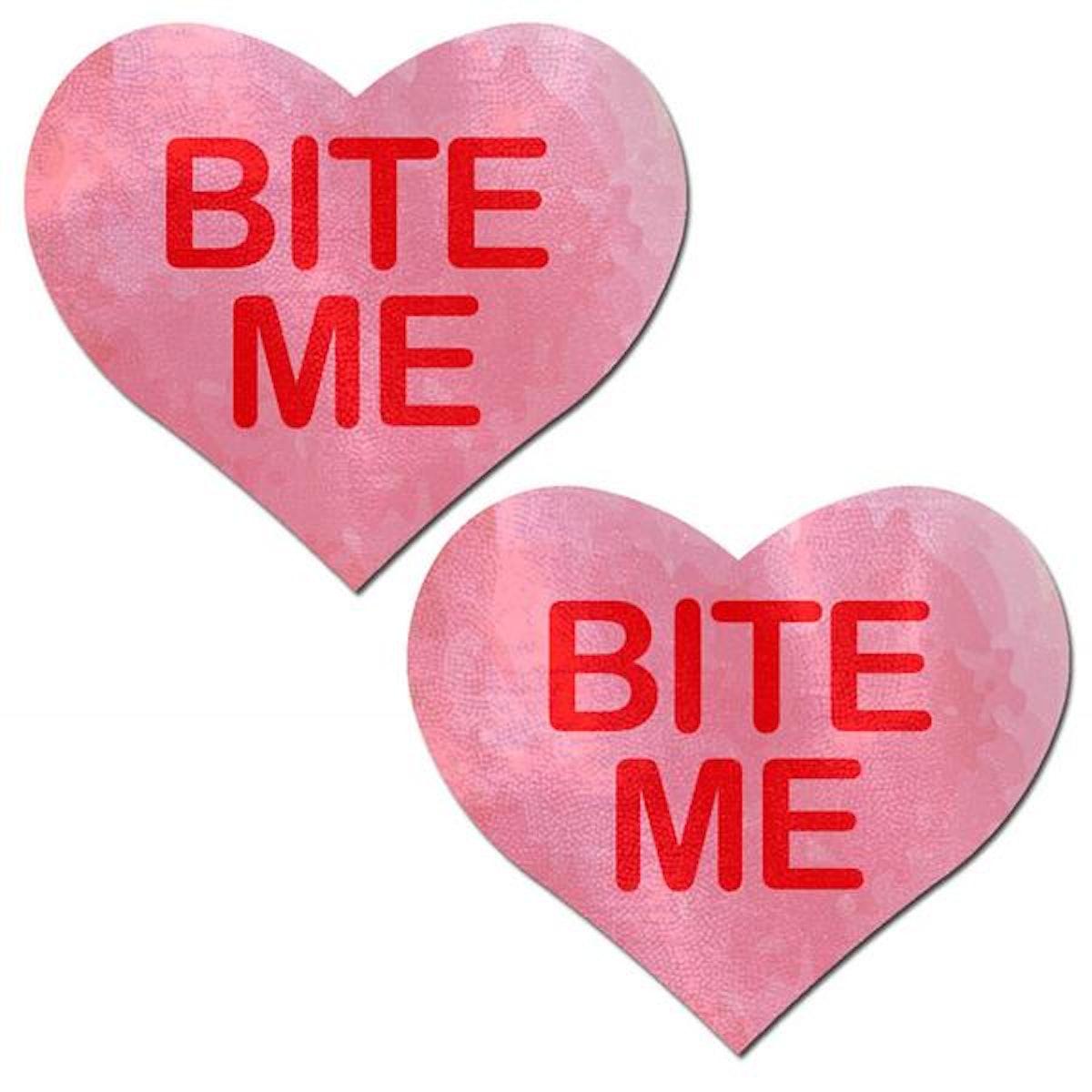 Bite Me Hearts Pasties