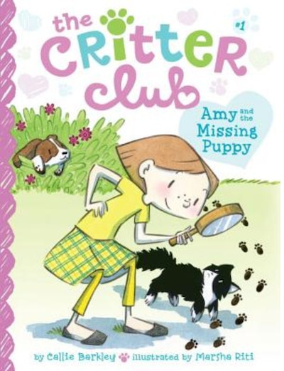 The Critter Club: Amy and the Missing Puppy