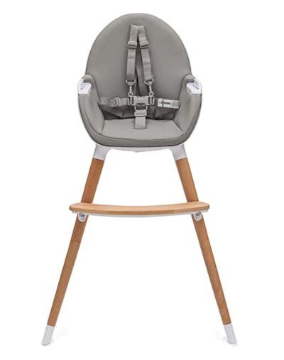 Koo-di Duo Wooden Highchair