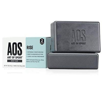 Art of Sport Body Bar Soap (2-Pack)