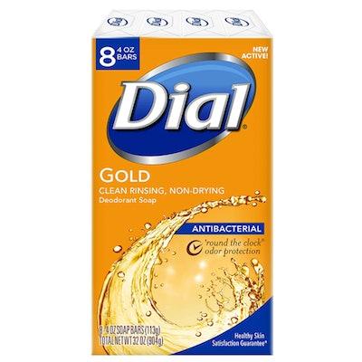 Dial  Gold Antibacterial Bar Soap (8-Pack)