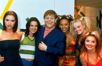 'Spice World' had cameos from Elton John, Stephen Fry, and so many more.