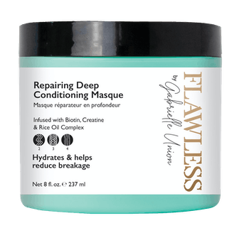 Flawless by Gabrielle Union - Repairing Deep Conditioning Hair Masque